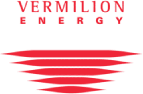 Vermilion Energy Logo Red